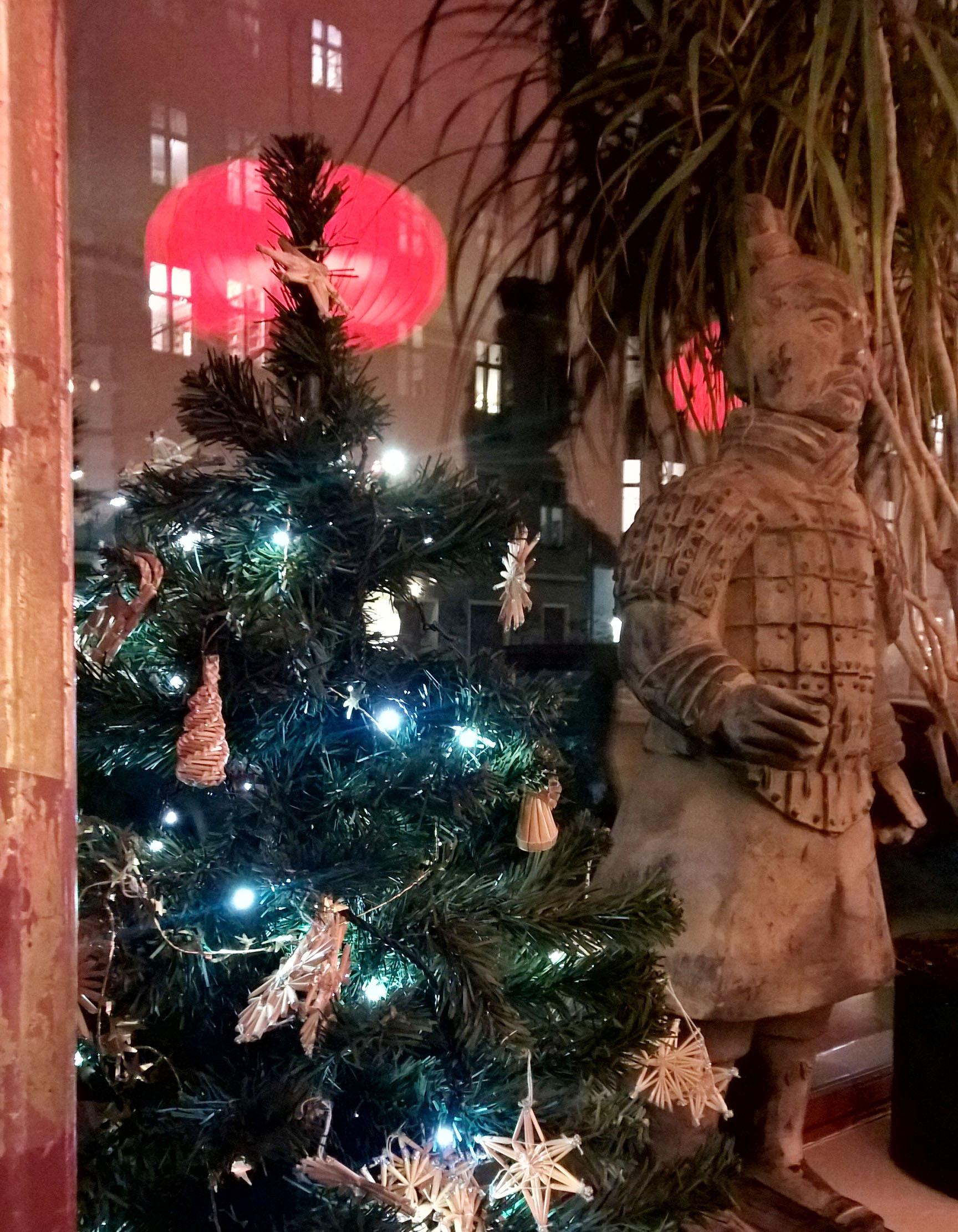 Weihnachten, Silvester und Neujahr bei Tang